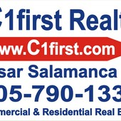 C1first Realty, Cesar Salamanca (C1first Realty, Inc)