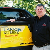 Larry Kueser (Keller Williams Realty Diamond Partners Inc)