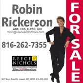 Robin Rickerson (Reece and Nichols Ide Capital Realty Inc)