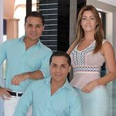 Marco Antonio & Miguel Angel Peralta, The Miami Real Estate Twins (Qosta Miami)