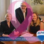 Kathy, Lauren & Joe Gordon, #wegetyoumoving (REMAX Professionals Inc.)