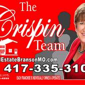 Carolyn Crispin, Crispin Team Sells Branson Homes Land & Commercial (Keller Williams Tri-Lakes)