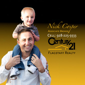 Nick Cosper (Century 21 Flagstaff Realty)
