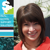 Sarah Shebelsky, Real Estate Virtual Assistant (Real Estate Support Solutions)