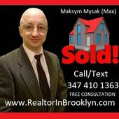 Maksym Mysak, Real Estate Agent serving Brooklyn NY (EXIT Realty Today)