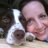 Lyn Sims and the Blog Dog (Streamwood, Elgin IL Real Estate - RE/MAX Suburban)