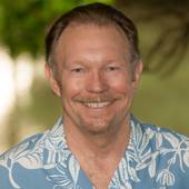 Lee Potts, The smarter we work, the luckier you get. (Aloha Group Maui)
