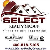 Select Realty Group Scottsdale Real Estate Team, A Name Friends Recommend (Keller Williams Realty Sonoran Living)
