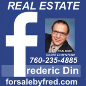 Frederic A. Din, Imperial Valley REALTOR® (AXIA Real Estate Group Inc 760-235-4885)