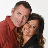 Aly and Justin Wisner, Simple people who just want to help similar folks! (EXIT Realty Nexus)