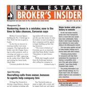 Real Estate Brokernulls Insider Newsletter