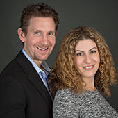 Dan and Amy Schuman, Luxury Home Specialists (Howard Hanna Real Estate Services)