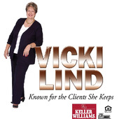 Vicki  Lind, Known for Clients She Keeps (Keller Williams Aeizona Living Realty)