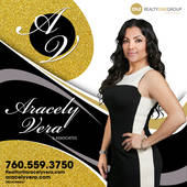 Aracely Vera, Professional Real Estate agent serving Southern Ca (Realty One Group Trilogy)