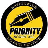 Prioirty Notary, Inc., Nationwide Mobile Notary & Loan Closing Services. (Owner)