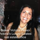 Victoria  Piroso (561) 705-7355, Victoria's Luxury Estates - office  (Victoria's Luxury Estates - real estate office)