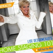 Lise Desormeaux, Home Staging - Atlanta (Home Staging 101 DVD - How-to sell your home for more, fast!)