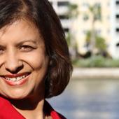 Bina Yajnik (Watson Realty Corp.  Palm Coast, FL )