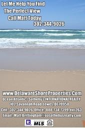 Matt Brittingham, Sussex County Real Estate Sales (Delaware Shore Properties)