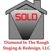 Sharon Scalone (Diamond In The Rough Staging & Redesign, LLC)