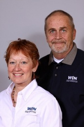 Paul & Bonnie Norris (WIN Home Inspection)