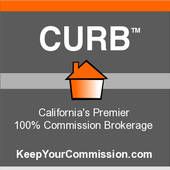 CURB Realty - KeepYourCommission.com California's Premier 100% Commission Real Estate Brokerage, Keep ALL Your Commission Today ! (CURB Realty - KeepYourCommission.com)