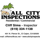 Cliff  Sims (All City Inspections)