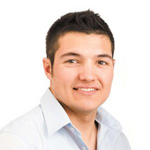 Dominic Tartaglia, GRI, SLO first-time homebuyer specialist (Tartaglia Realty)