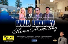 Clayton Eason (NWA Luxury Marketing)