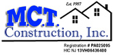 Mark Terry, MCT Construction Services, Inc. (MCT Construction Services, Inc.): Home Builder in Bensalem, PA