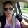Kelly in car 9 1 09