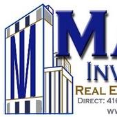 Mark Vosylius, Toronto, Ontario (Mana Investments )