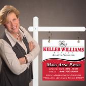 Mary Anne Payne, Associate Broker, ePro , Business Coach (Keller Williams Atlanta Perimeter)