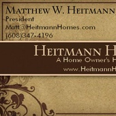 Matt Heitmann (Heitmann Homes LLC)