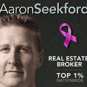 Aaron Seekford, Ranked Top 1% Nationwide  703-836-6116 (Arlington Realty, Inc.)