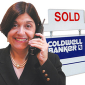 Susan Laskin, Pascack Valley Real Estate (Coldwell Banker Residential Brokerage)