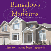 Bruce Graham (Bungalows to Mansions Professional Inspection Services, LLC)