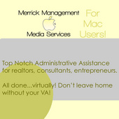 Taryn Merrick, Virtual Assistant (Merrick Management And Media Virtual Assistant Services)