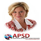 Karen Schaefer (APSD - The Association of Property Scene Designers)