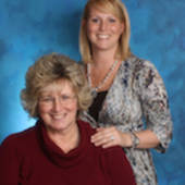 Suzanne Peterson & Mary-Ellen Russell, A Mother and Daughter Realtor Team (Rockin Realtors)
