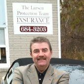 Tom Larsen, We Shop, You Save! (The Larsen Protection Team)