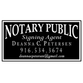 Deanna Petersen (DP Notary)