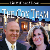 John & Shannon Cox, THE COX TEAM (CALL REALTY)