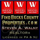 Steven A. Walny, . . . A Contrasting Point of View in Central Bucks (WEIDEL Real Estate | WEIDEL Realtors)