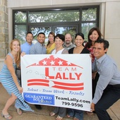 Adrienne Lally, Team Lally (Team Lally)