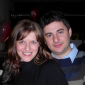Hanni and Dan Papadima (Landmarc Group)