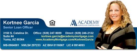 Kortnee Garcia (YumaMortgage.com)