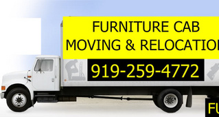 Raleigh NC Movers Professionals Cary NC Local Movers (Furniture Cab)