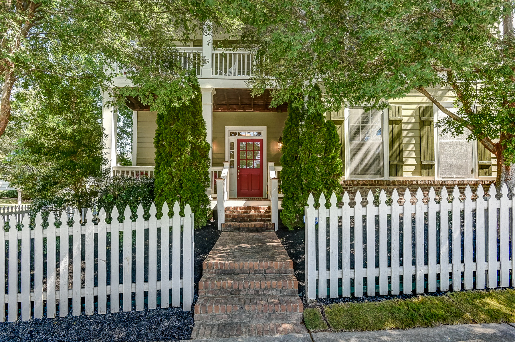 Open House See Whats Behind The Red Door Atlanta