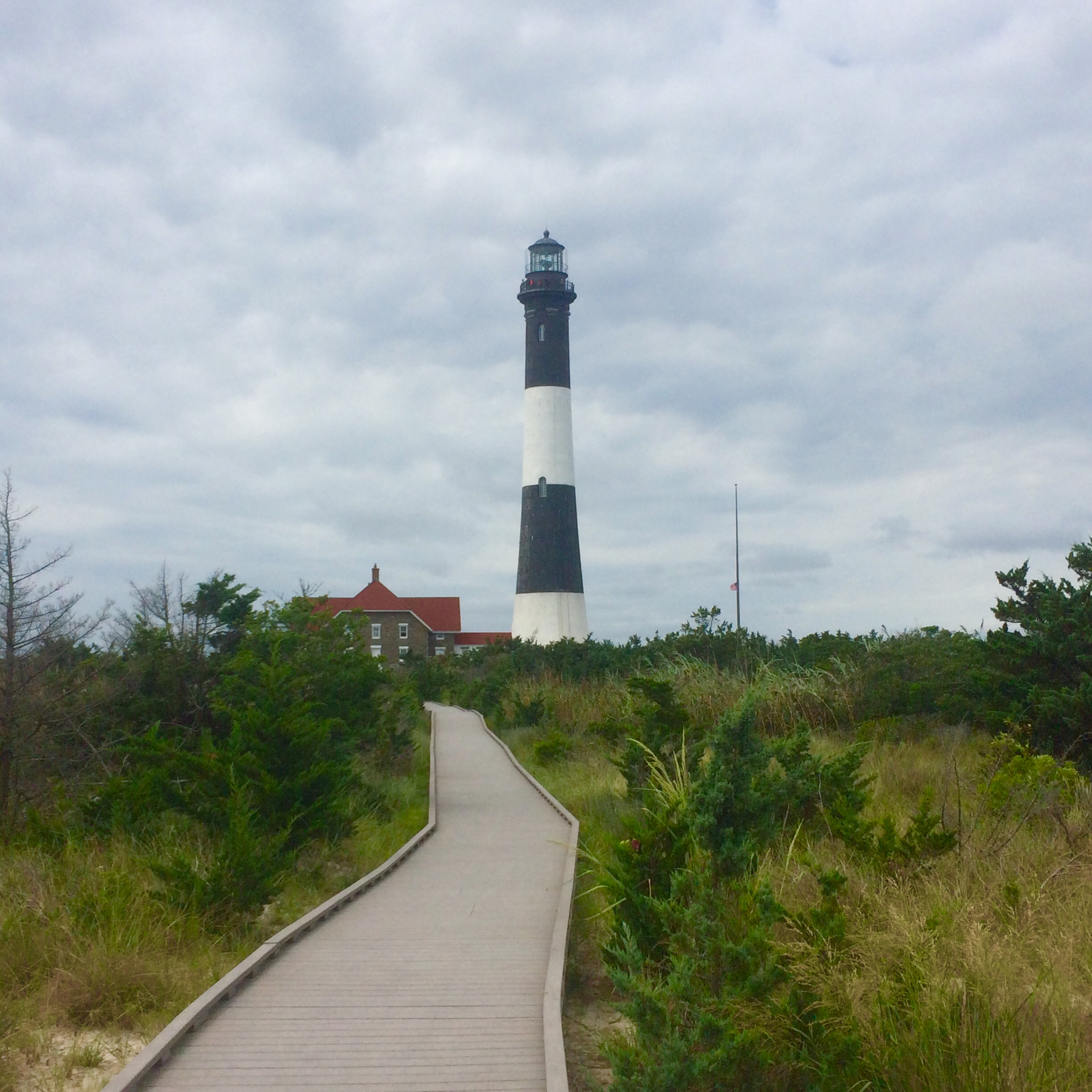 Fire Island Ny: Exploring Long Island NY: Fire Island Lighthouse And Ki